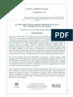 Acuerdo 016 de 2014 lineamientos pago de pasivos.pdf