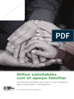Family Acceptance Project - Ninos saludables con el apoyo familiar