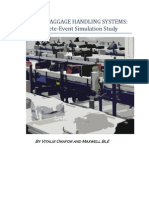 Airport Baggage Handling Systems by Vitalis Okafor & Maxwell Ble