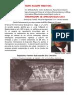 BOLETIN DE PRENSA XV ENCUENTRO INTERNACIONAL DE EXPRESIÓN NEGRA 2014.docx