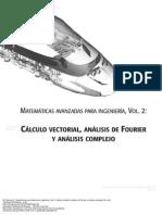 Matem Ticas Avanzadas Para Ingenier a Vol 2 c Lculo Vectorial an Lisis de Fourier y an Lisis Complejo 3a Ed 32 to 71
