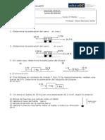 Guía Leyes de Newton 2M