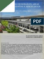 Uso de Suelos en Areas Aledañas a Aeropuertos Expo