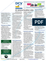 Pharmacy Daily for Tue 23 Sep 2014 - Panel