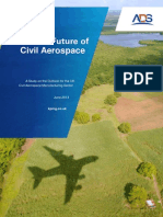 The Future of Civil Aerospace