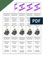 wetlands bookmarks 2015