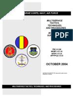 MCRP 3-37.1C Multi Service Tactics, Techniques, And Procedures for Biological Surveillance