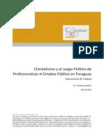 Schuster Working Paper CADEP