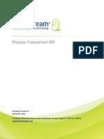 BEAN API Integration