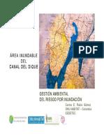 Gestion Ambiental Del Riesgo Por Inundacion.pdf CANAL DEL DIQUE