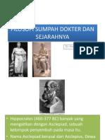 l6 Filosofi Sumpah Dokter Dan Sejarahnya