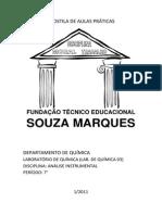 Analise Instrumental - Praticas