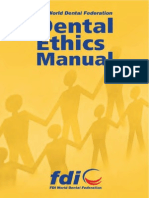 Dental Ethics Manual