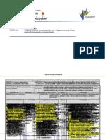 Planificacion Anual Lenguaje 1basico 2014