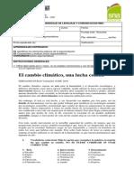 Guía de Aprendizaje de Lenguaje y Comunicación Nm3 Argumentacion Guía Ejercicios