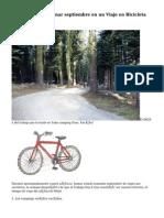 5 Razones para Tomar septiembre en un Viaje en Bicicleta de Montaña
