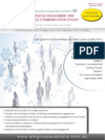 Employee Engagement and Change Communication Toolkit