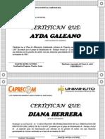 Certificado de Capacitacion de Humanizacion[1]