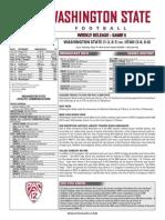 WSU game notes -- Utah