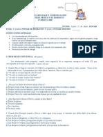 69012845 Prueba 4to Basico Fray Perico y Su Borrico