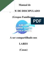 Manual Equipe de Discipulado