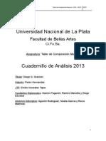 CUADERNILLO DE ANÁLISIS 2013.doc