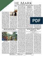 The Mark - September 2014 Issue