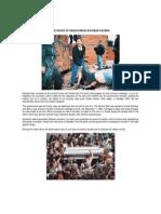 The Death of Pablo Emilio Escobar Gaviria