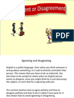 Lesson 7 First Part Positive and Negative Agreements Grammar