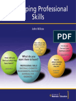 Developing Professional Skills