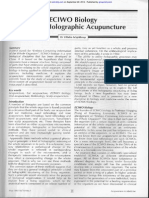 Acupunct Med 1992 Schjelderup 29 31