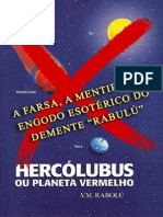 Hercólubus Ou Planeta Vermelho – Distribuição Gratuita