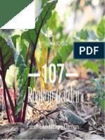 107 Rooftop Garden Concept Design