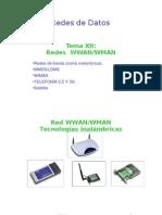 Redes t12 Wireless Wan Clase