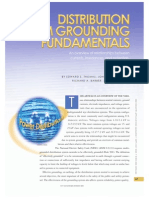 Distribution Systems Grounding Fundamentals