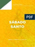 Sábado Santo 2014 (Cifras) - Revisto