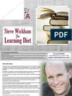The Learning Diet