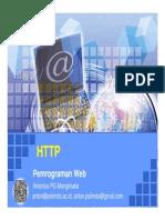 Materi 1 HTTP