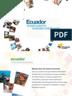 Ecuador Elp a is Parala Inversion Inteligente