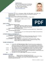 Paul Garcin Resume