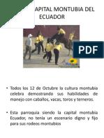 Salitre Capital Montubia Del Ecuador