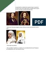 Personajes de Don Juan Tenorio