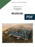 Masdar, Norman Foster