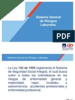 Inducción Sistema General de Riesgos Laborales Axa Colpatria