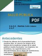 Salud Publica y Educación para la salud para expomer.ppt