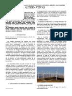 Articulo Energia Alternativa Nueva