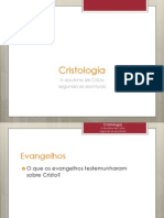 Cristologia 4 Evangelistas