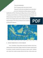 Sebaran Gunung API Di Indonesia(Resume)