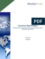 L2 Inventory Optimization