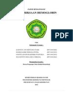 PAPER PEMERIKSAAN HEMOGLOBIN.docx